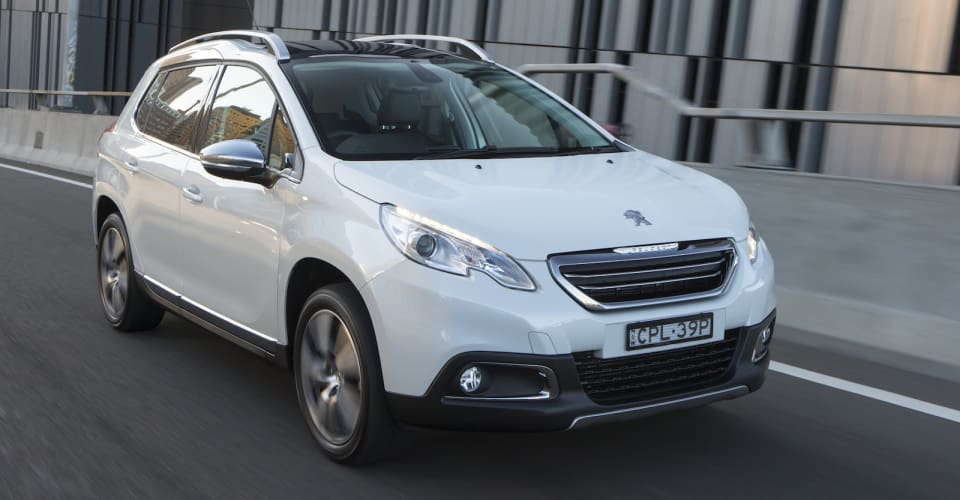 Peugeot 2008 Pricing And Specifications Caradvice