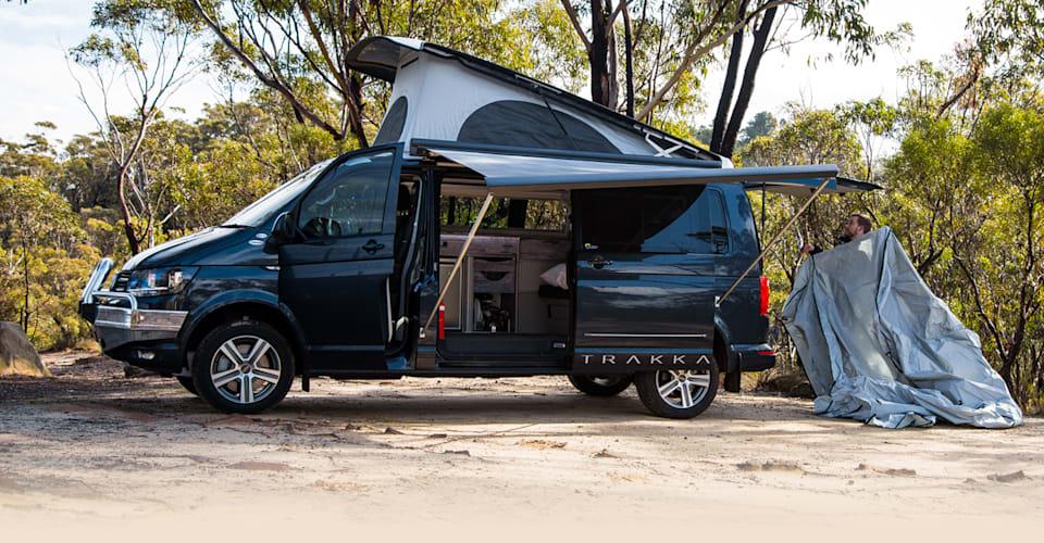 aa760771ed93d8 2016 Trakka Trakkadu AT Review  Volkswagen Transporter campervan tested