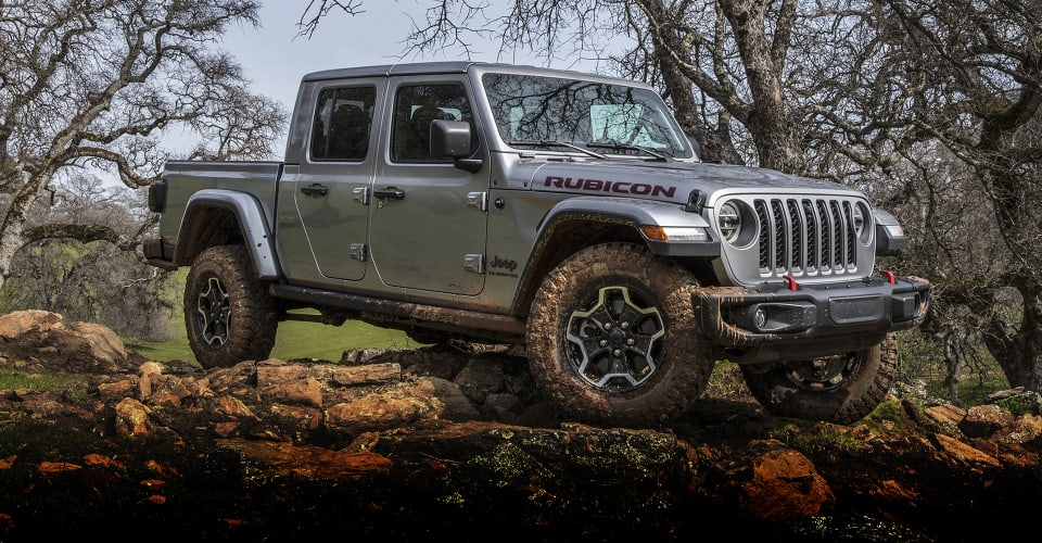 2020 jeep gladiator review   caradvice