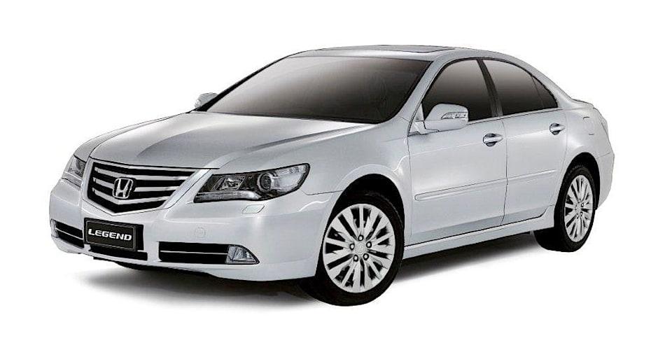 Honda Legend : no new model for Australia | CarAdvice