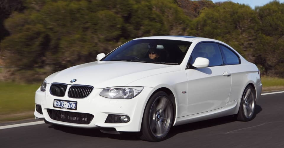 2012 bmw 335i coupe m sport specs