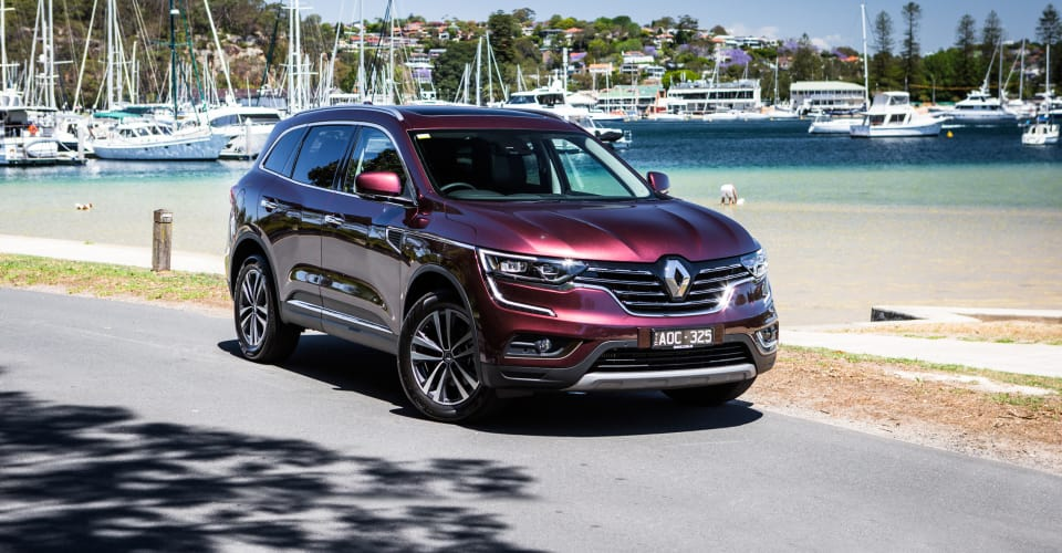 2018 Renault Koleos Review Intens Diesel Caradvice