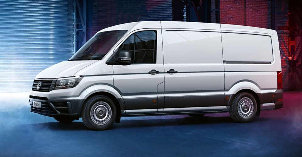 2018 Volkswagen Crafter Runner Pricing And Specs Caradvice