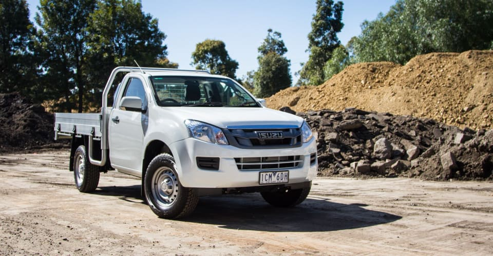 2015 Isuzu D Max Review 4x2 Sx High Ride Cab Chassis Caradvice