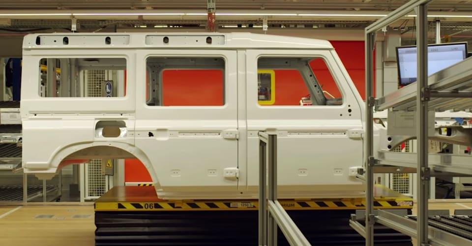 Внедорожник Ineos Grenadier 2021 переходит в следующий этап прототипа |  CarAdvice