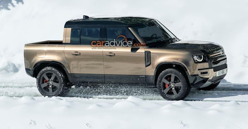 По словам исполнительного директора JLR, у Land Rover Defender есть шанс |  CarAdvice