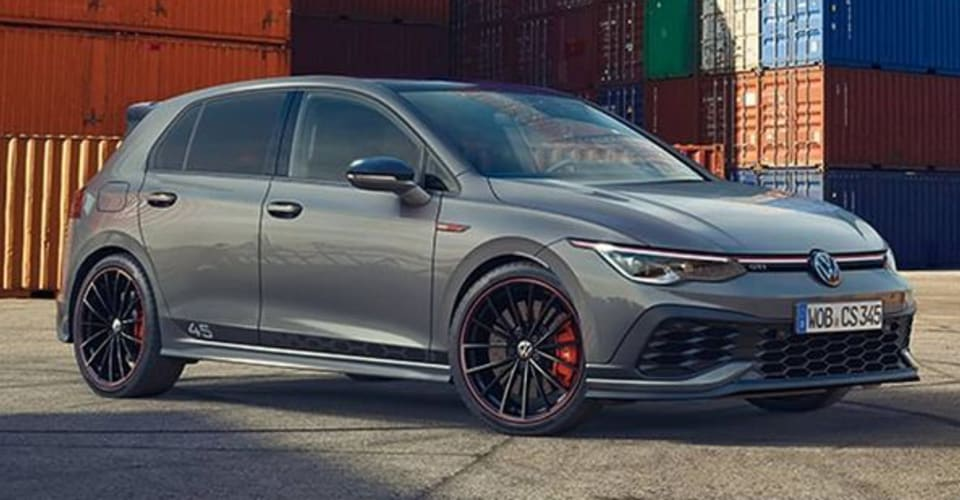 Утечка Volkswagen Golf GTI Clubsport Edition 45 2021 года маловероятна для Австралии |  CarAdvice