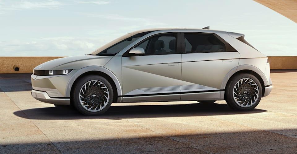 Gallery: 2022 Hyundai Ioniq 5