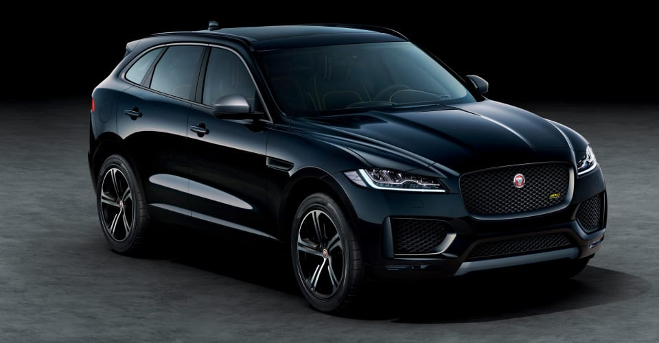 2020 Jaguar F-Pace 300 Sport and Chequered Flag revealed ...