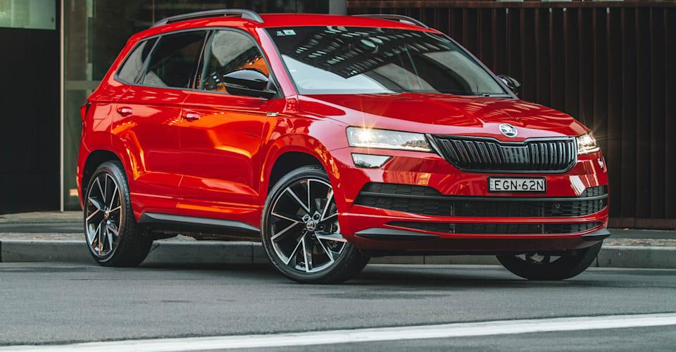 2020 Skoda Karoq 140TSI Sportline 4x4 review | CarAdvice