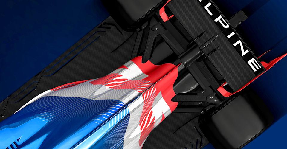 Renault Formula One Team To Rebrand As Alpine Suggesting A Big Future Caradvice