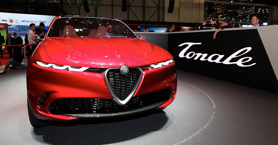 Geneva Auto Sales >> Alfa Romeo Tonale Concept revealed | CarAdvice