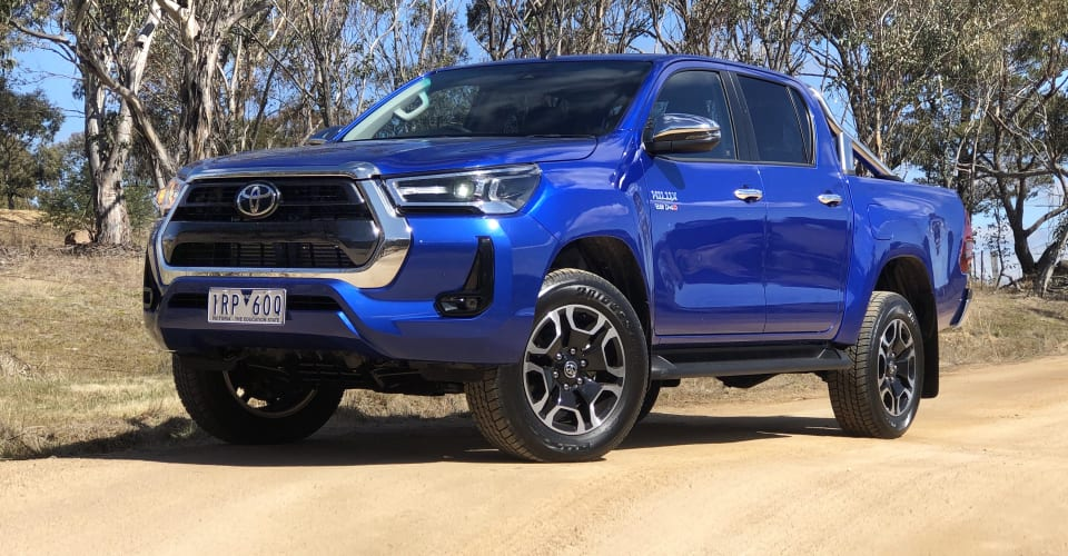 2021 Toyota HiLux SR5 review | CarAdvice
