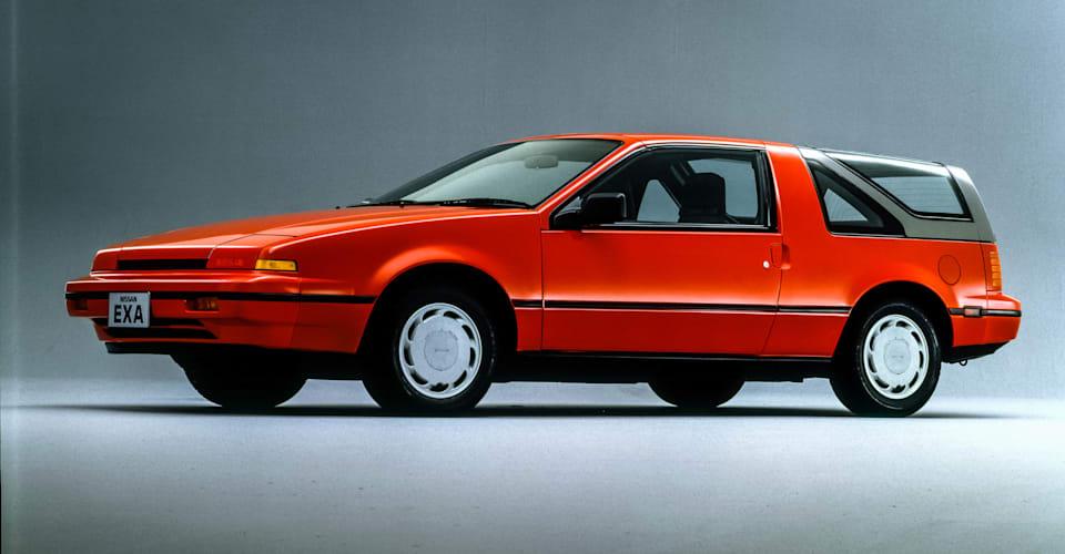 Автомобили, о которых вы не знали, что хотите: Nissan Exa Sportbak |  CarAdvice