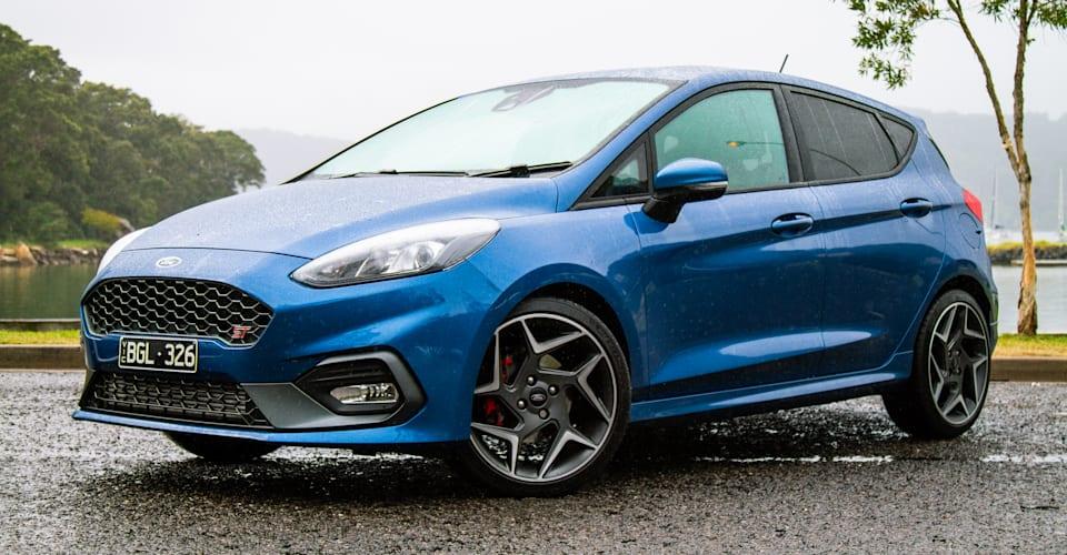 2021 Ford Fiesta ST: цена и характеристики: Хот-хэтч теряет светодиодные фары из-за сокращения затрат |  CarAdvice