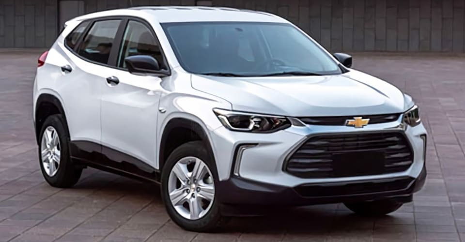 2020 Chevrolet Tracker leaked, is this the new Holden Trax ...