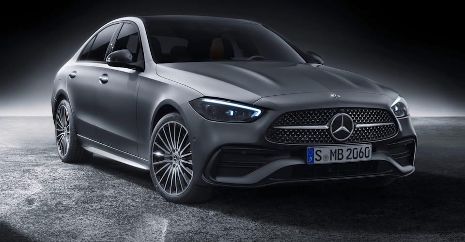 Электрический Mercedes-Benz C-Class появится не раньше 2024 года — отчет |  CarAdvice