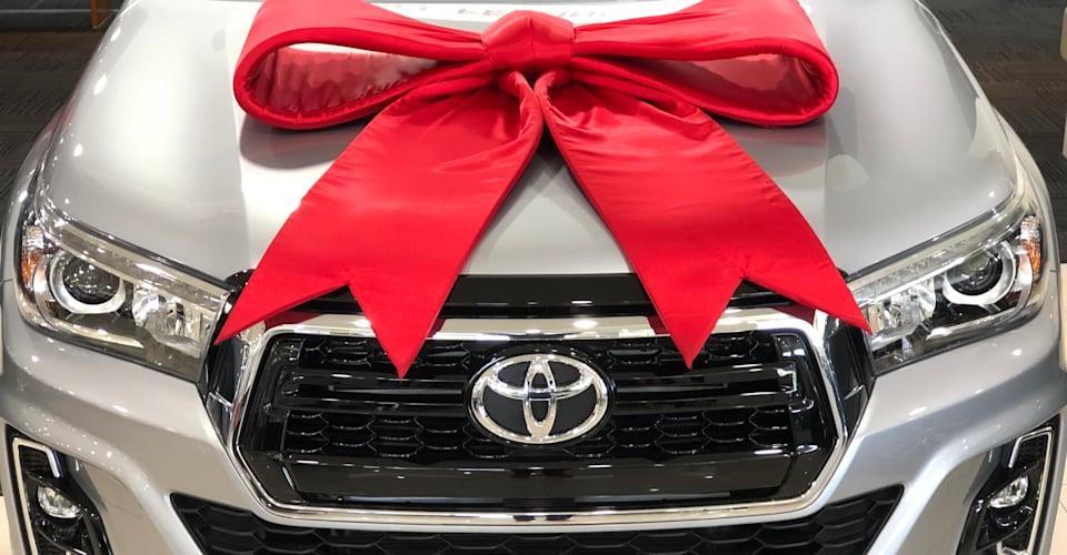 Toyota выплатит $ 18 млн субсидий JobKeeper |  CarAdvice