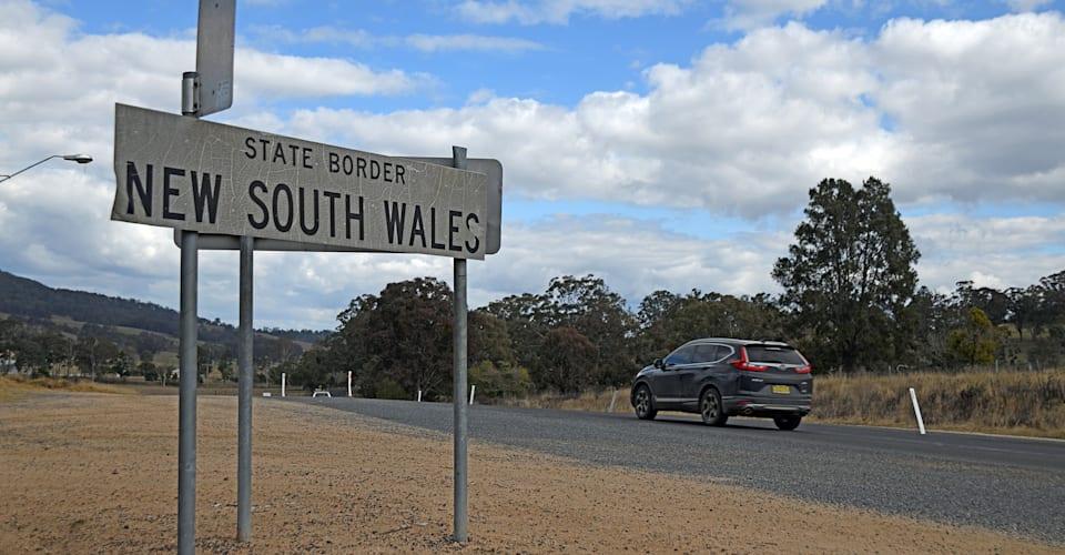 Закрытие границ и ограничения в связи с COVID-19 в Австралии в 2021 году |  CarAdvice