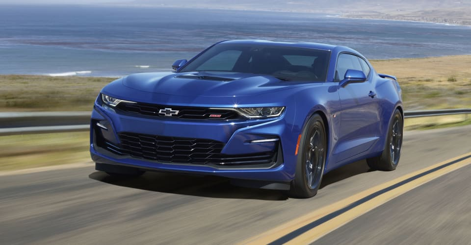2020 Chevrolet Camaro Ss Emergency Facelift Unveiled
