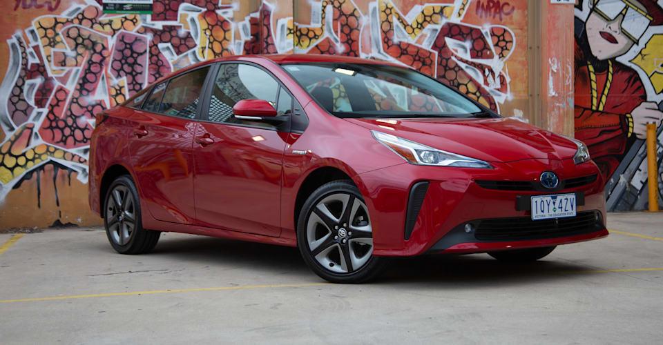 Медленное и неуклонное падение Toyota Prius в Австралии |  CarAdvice