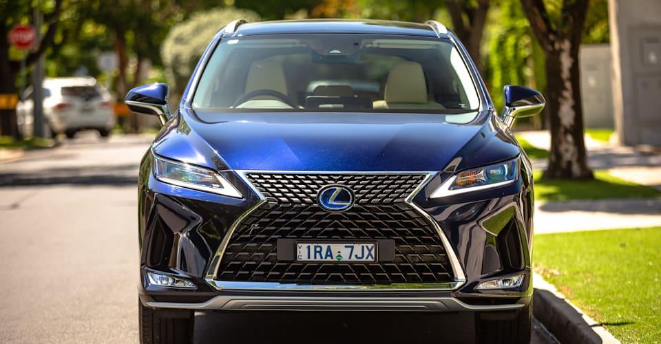 2021 Lexus RX450h Luxury review   CarAdvice