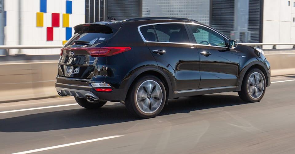 Долгосрочный обзор бензинового Kia Sportage GT-Line 2021 года: Прощание |  CarAdvice