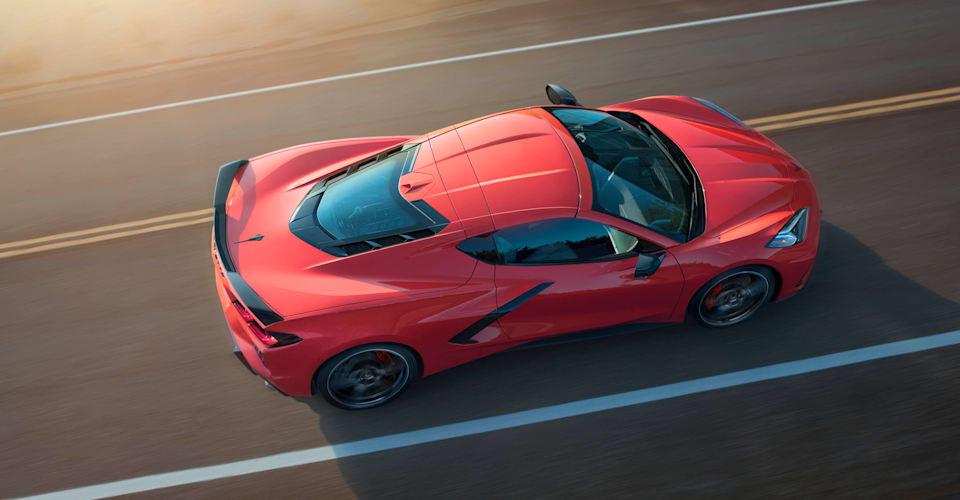 Обзор Chevrolet Corvette (C8) 2020 года    CarAdvice