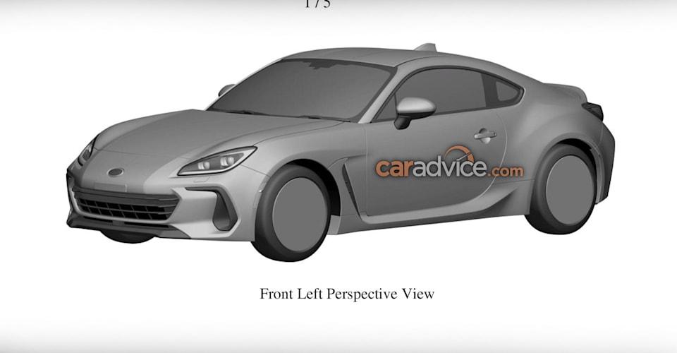 Subaru BRZ 2022 года запатентована в Австралии по мере приближения местного запуска |  CarAdvice