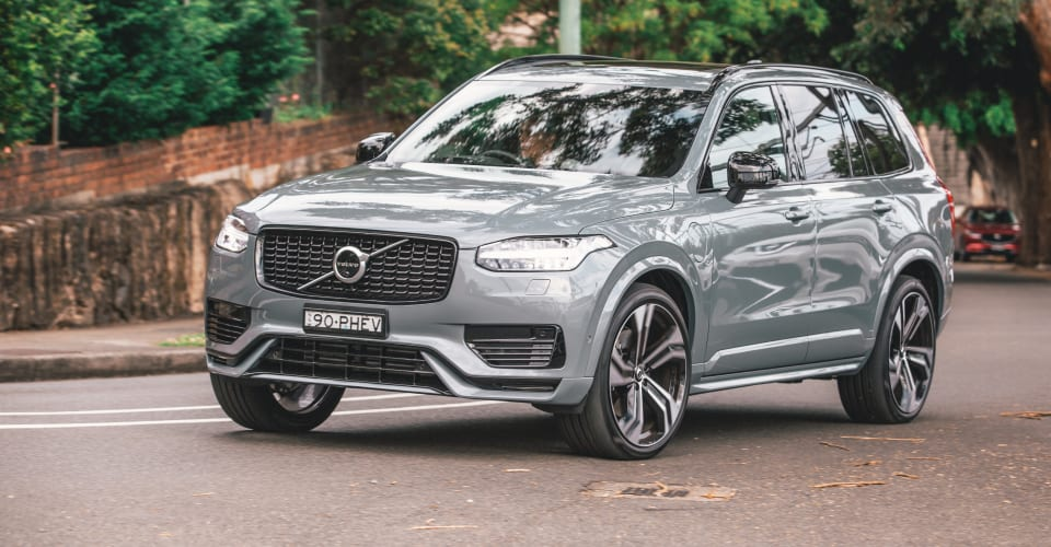 Volvo XC90 2021 года отозван из-за неисправности модуля управления подушками безопасности    CarAdvice