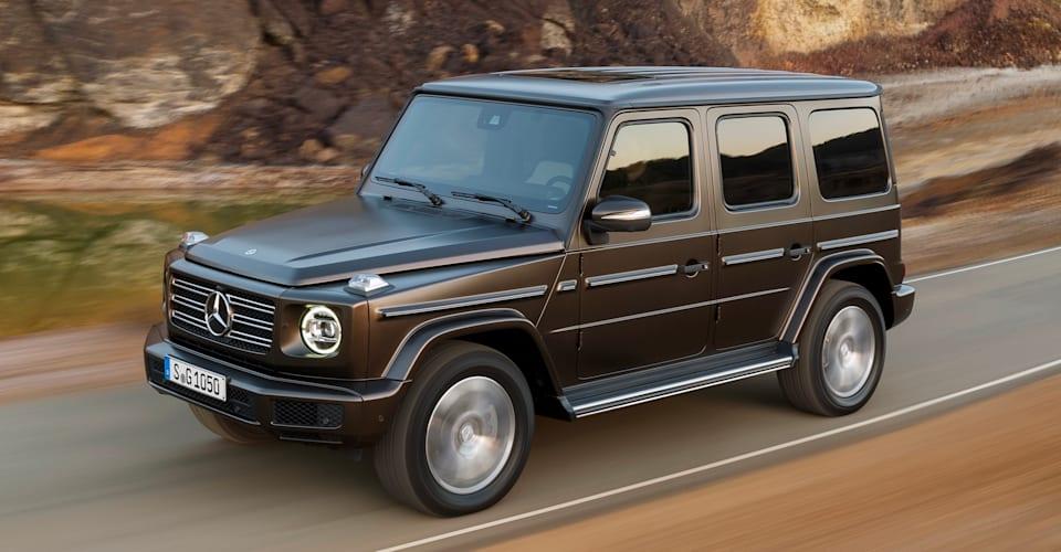 Цена и характеристики Mercedes-Benz G-Class 2021 года: возвращение дизельного топлива, рост цен AMG |  CarAdvice