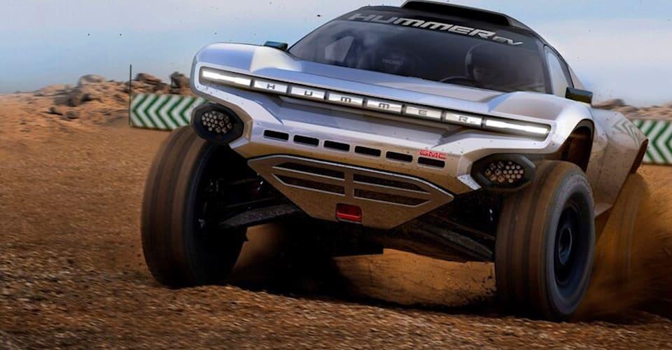 GMC Hummer EV 2022 года присоединится к чемпионату по внедорожным электромобилям Extreme E |  CarAdvice