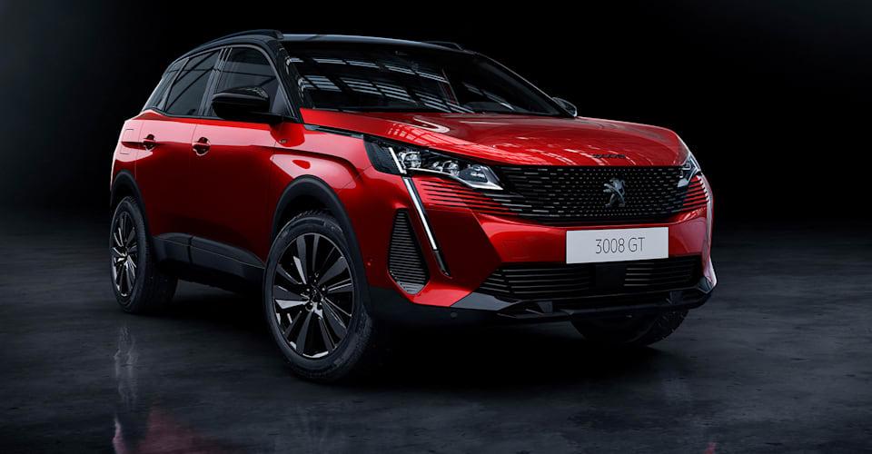 Представлен внедорожник Peugeot 3008 2021 года, подтверждены австралийские сроки — ОБНОВЛЕНИЕ: объявлен вариант GT Sport    CarAdvice
