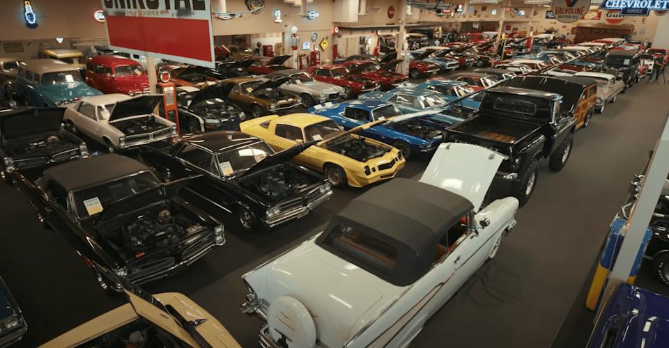 Историческая коллекция General Motors выставлена на аукцион во Флориде |  CarAdvice
