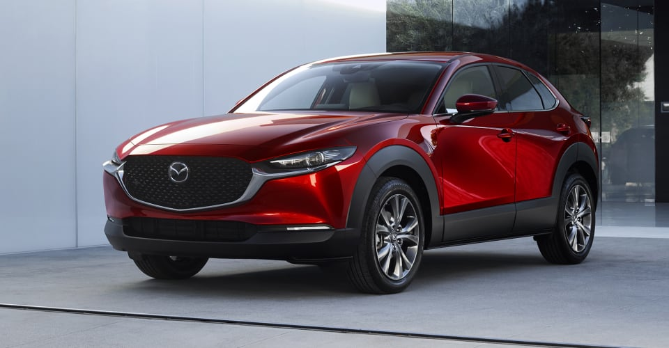 2020 Mazda CX-30 revealed, Australian launch due next year ...