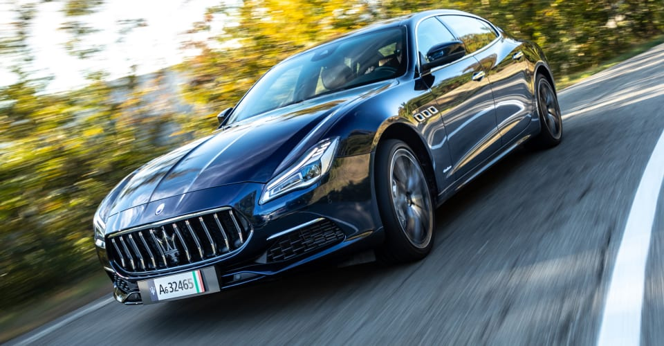 2021 Maserati Quattroporte price and specs | CarAdvice