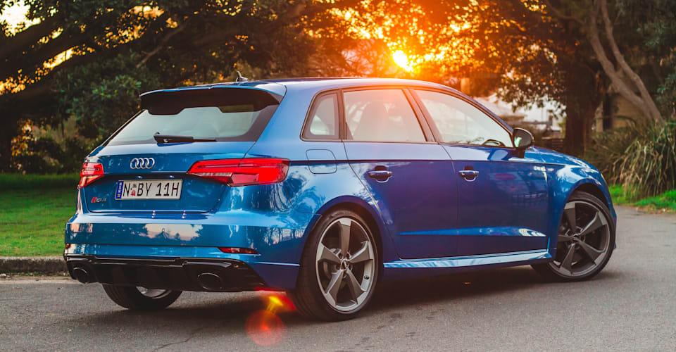 Обзор Audi RS3 Sportback 2020 года: тихое прощание с иконой хот-хэтча |  CarAdvice