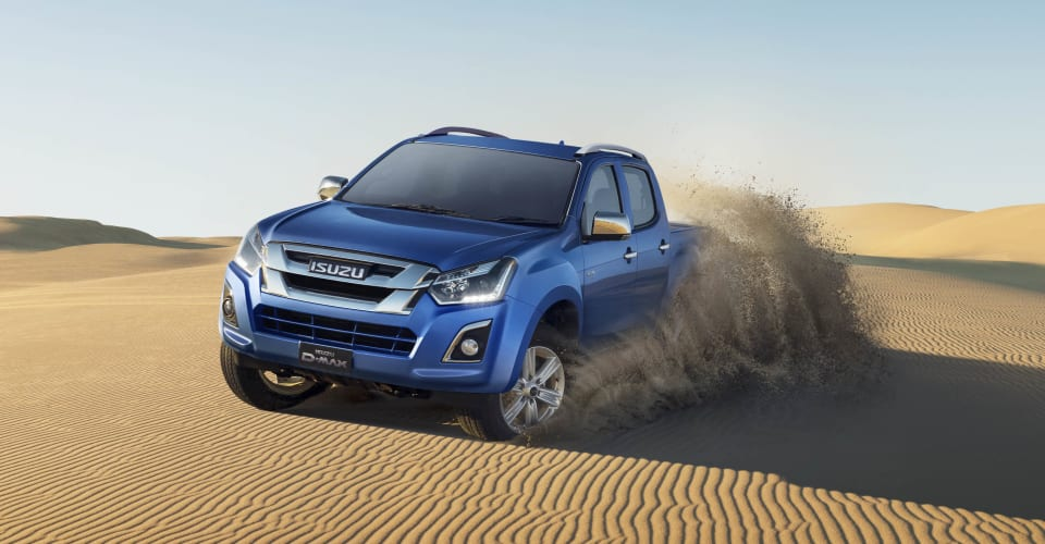 Isuzu D-Max running out of stock in lead-up to June 30 deals | CarAdvice