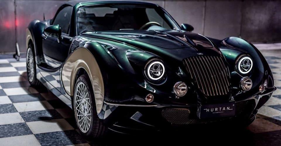 Представлен испанский двоюродный брат Mazda MX-5: Hurtan Grand Albaycin |  CarAdvice