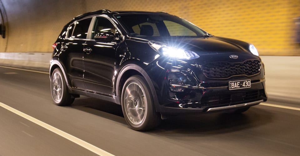 Долгосрочный обзор бензинового Kia Sportage GT-Line 2021 года: поездка на межгосударственном уровне |  CarAdvice