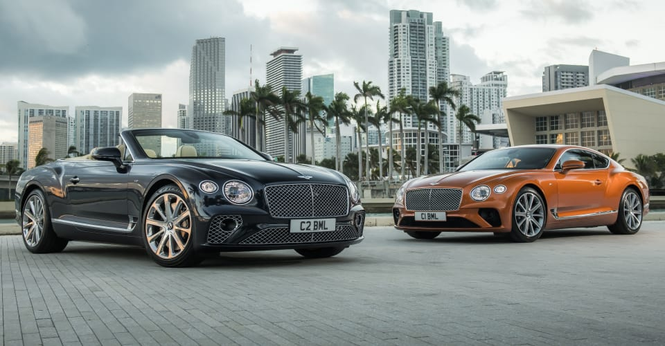2020 bentley continental gt v8 unveiled | caradvice
