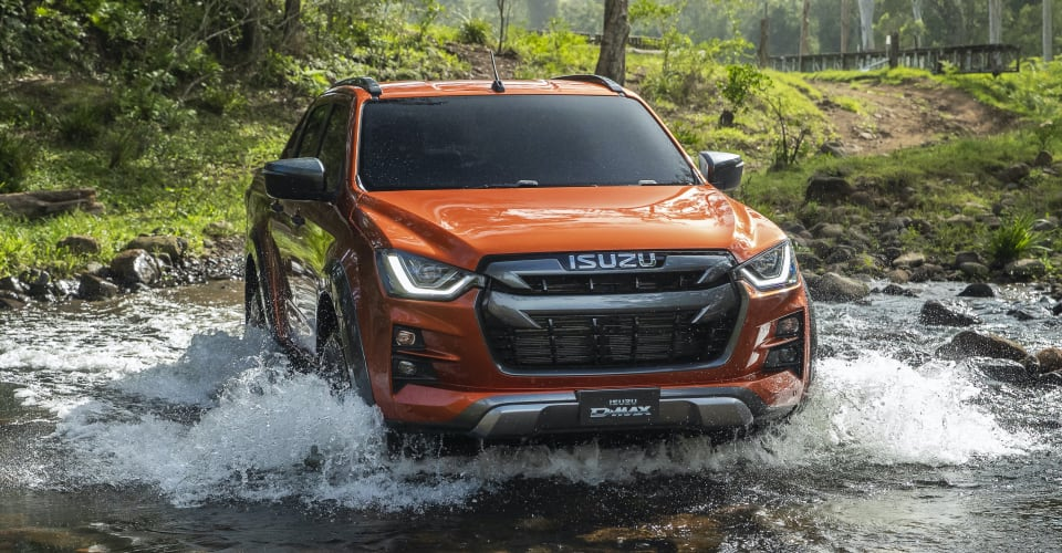 2021 Isuzu D-Max price and specs: First new model in ...
