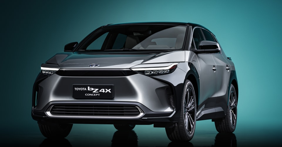 Toyota unveils first electric car and it's coming to Australia | CarAdvice