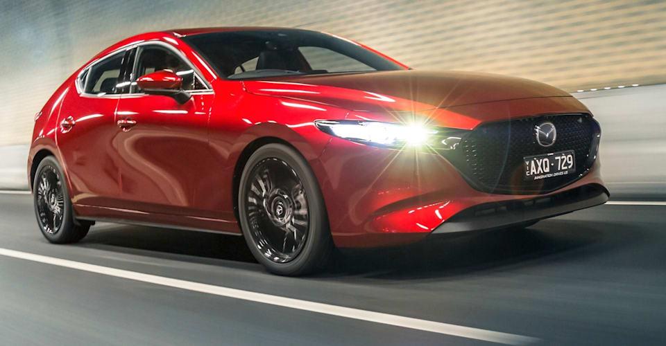 2021 Mazda3 Cx 30 Skyactiv X M Hybrid Prices Announced Motors Addict