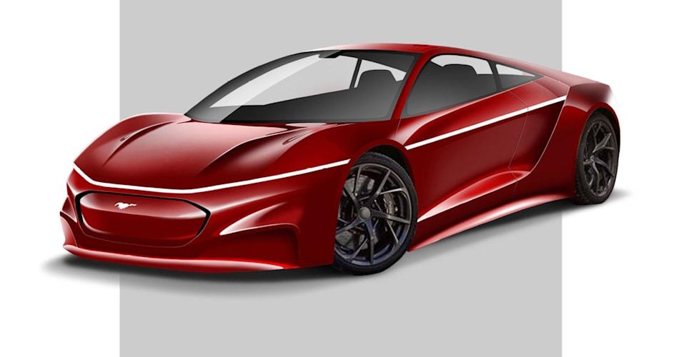 Ford Mustang станет полностью электрическим в 2029 году — отчет |  CarAdvice