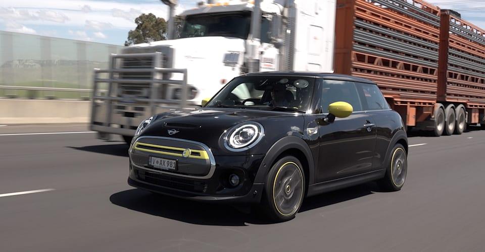 2021 Mini Cooper SE review: 100km/h driving range tested
