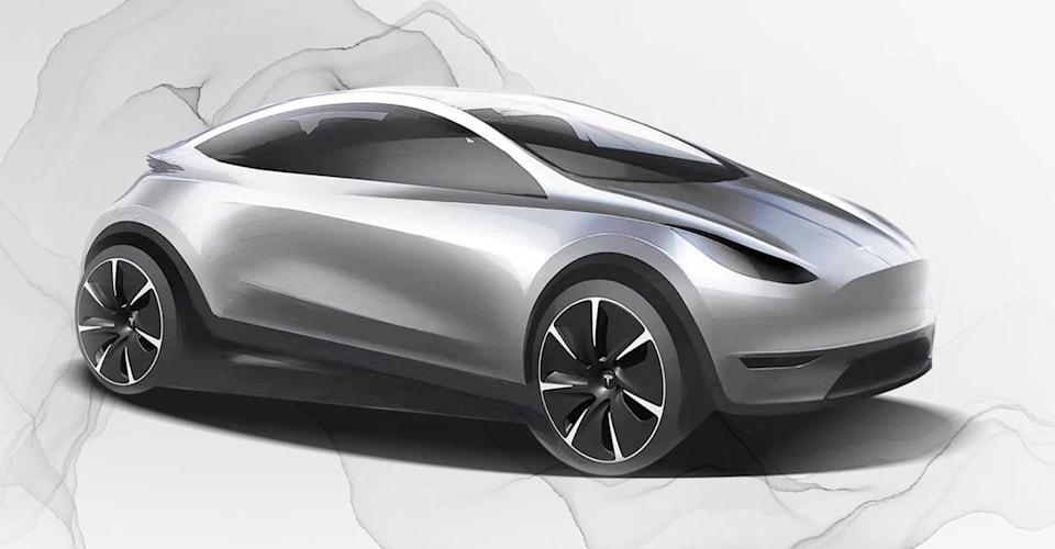 Модель Tesla за 32 тысячи долларов поступит в продажу в 2022 году — отчет |  CarAdvice