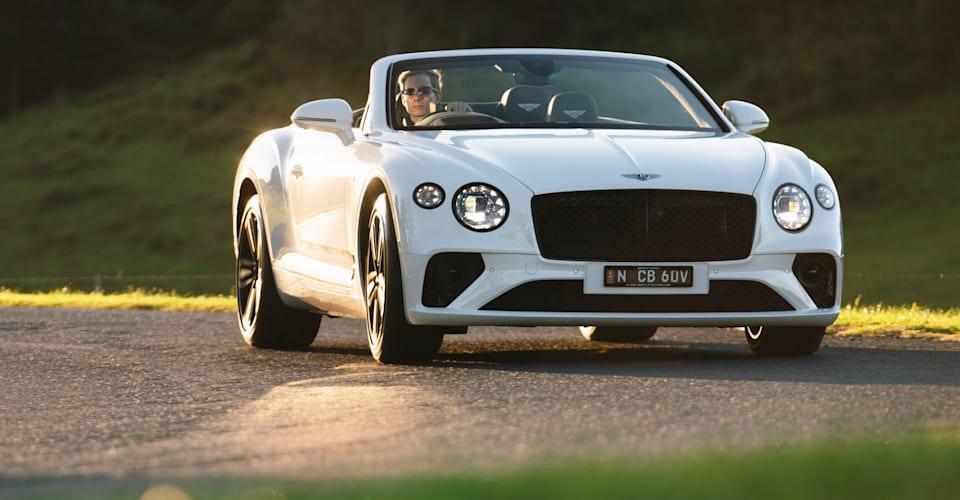Bentley Continental GT Convertible 2020 года отзывают из-за неисправности крыши |  CarAdvice