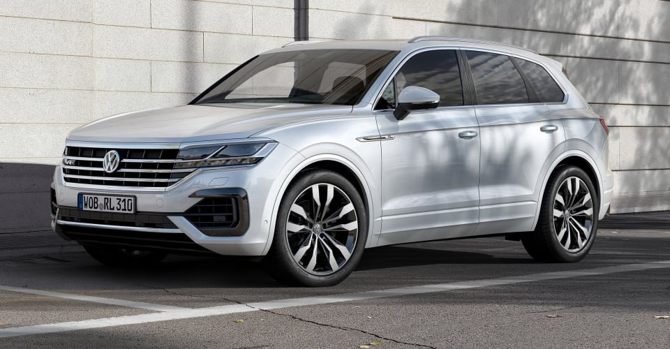 2021 volkswagen touareg price and specs | caradvice