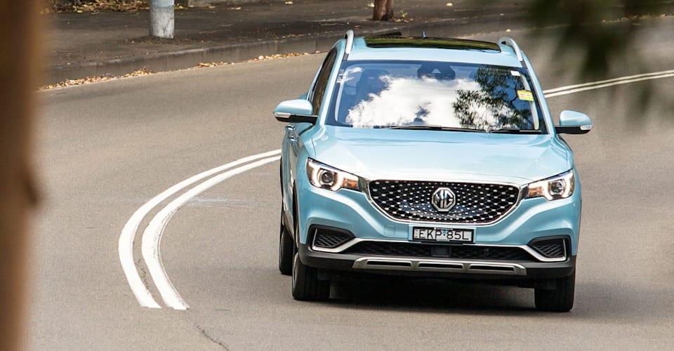 Долгосрочный обзор MG ZS EV 2021: Введение |  CarAdvice